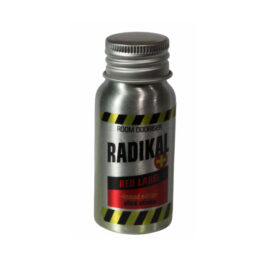 RADIKAL Red Label 30 ml Aluminium series