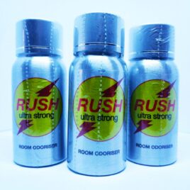 RUSH ULTRA STRONG 30ml Aluminium serious